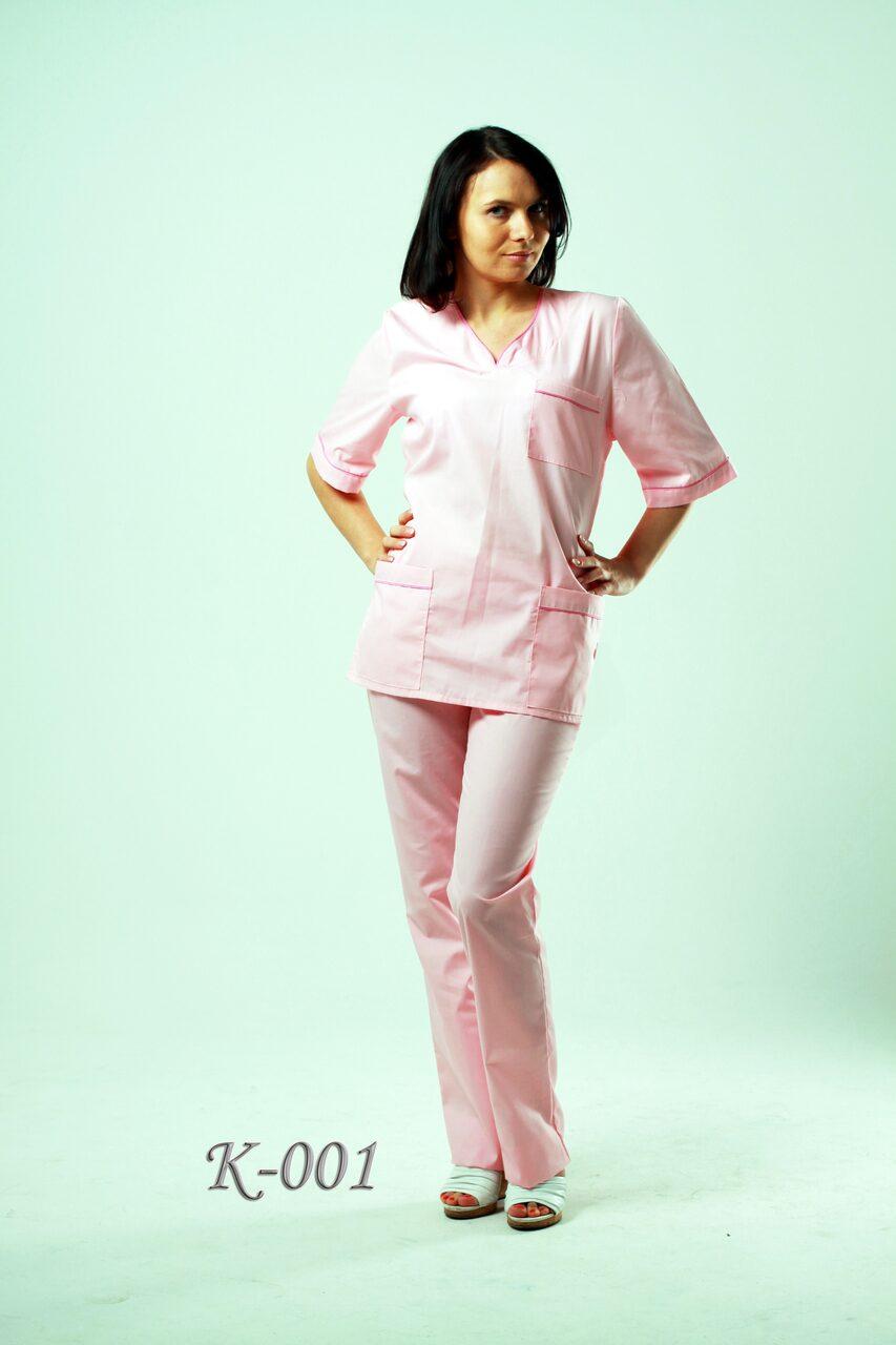 Как сшить медицинскую пижаму 69