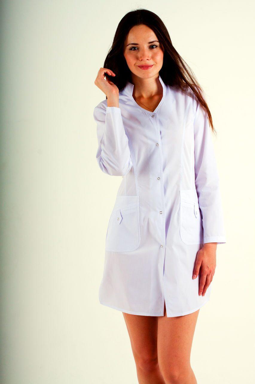 Халаты медицинские женские - Медицинская одежда MedicalService