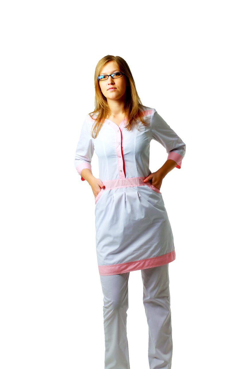 Платье Медицинское Женское Купить