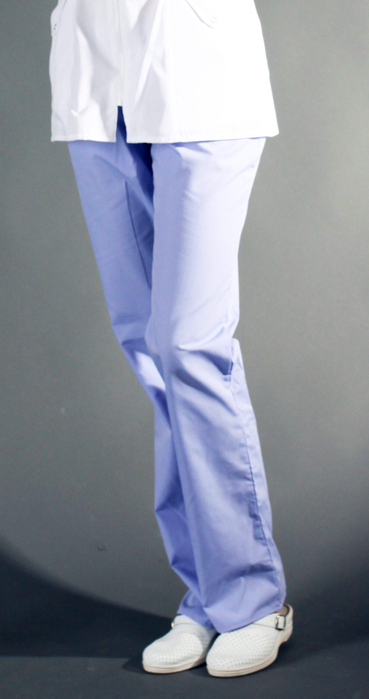 Как сшить брюки медицинские 290